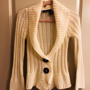 rue21 blazer style sweater